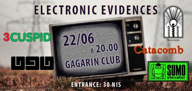Electronic Evidences at Gagarin